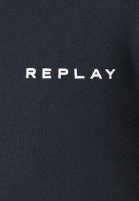 Replay - CREW NECK - Sweatshirt - blue - 5