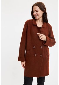 DeFacto - Manteau court - brown - 2