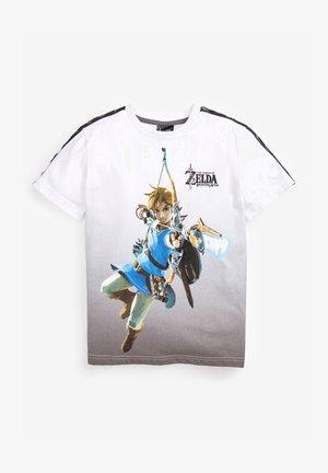 Roblox - Print T-shirt - white