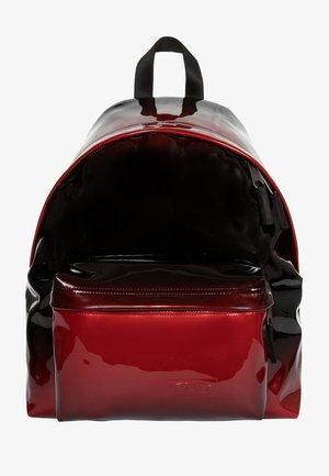 Mochila - glossy red