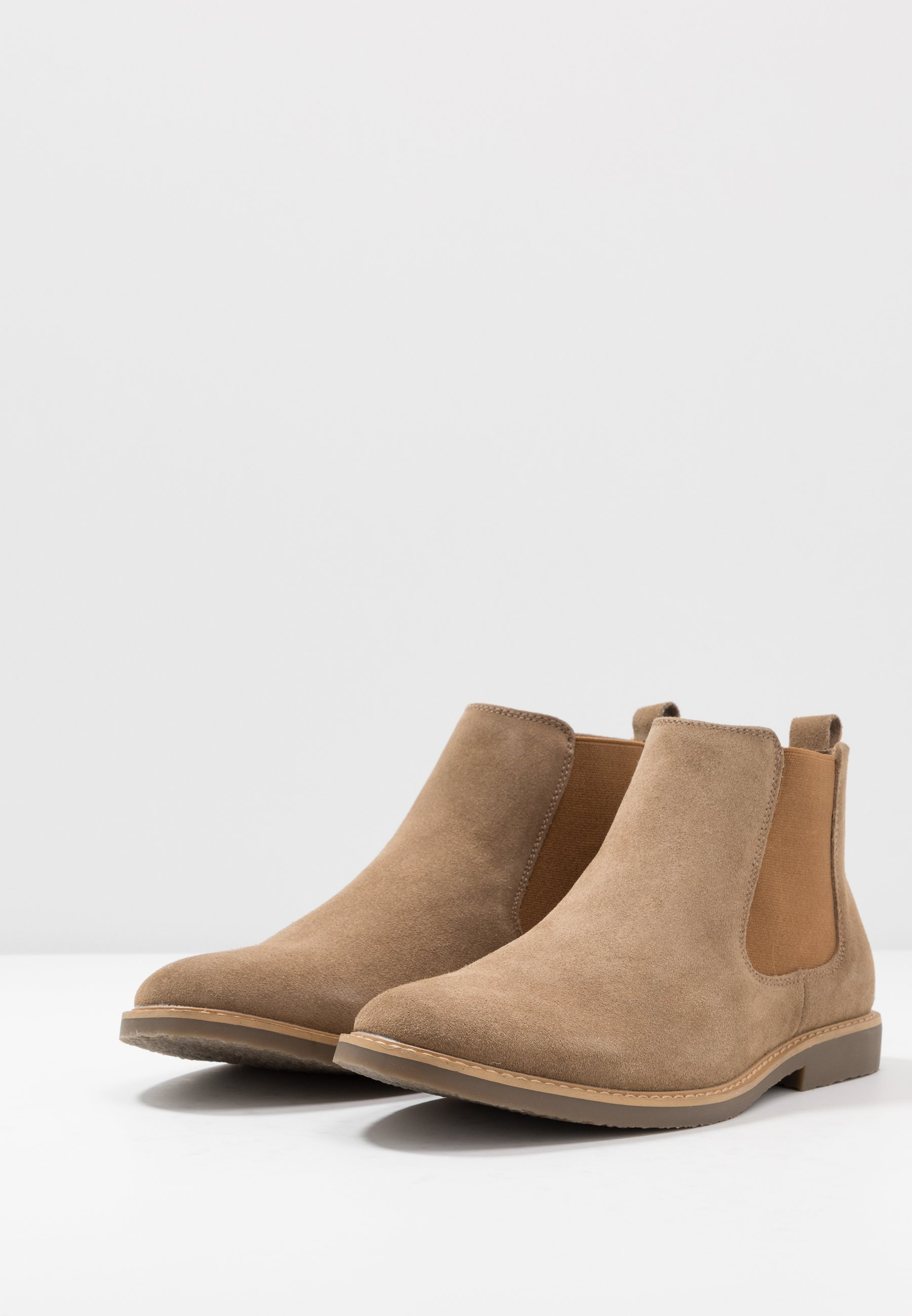 Blend Footwear - Korte Laarzen Sand Brown