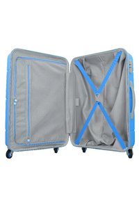 SuitSuit - CARETTA - Wheeled suitcase - peppy blue - 4