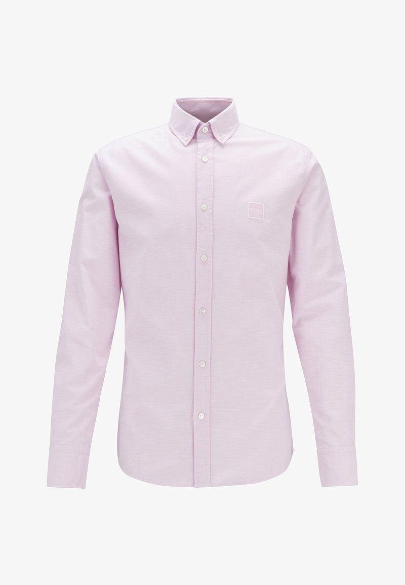 BOSS - MABSOOT - Shirt - dark pink