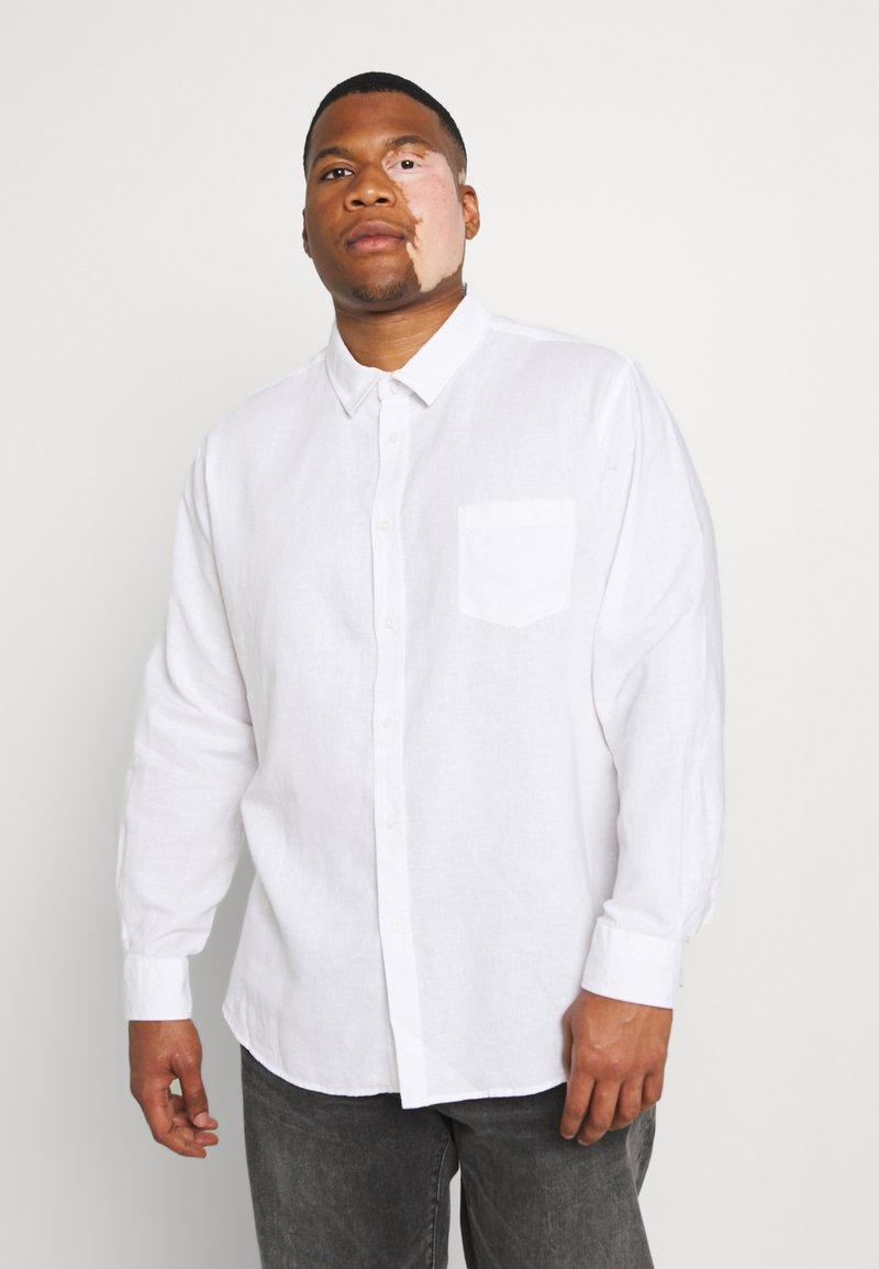 Johnny Bigg - ANDERS SHIRT - Shirt - white