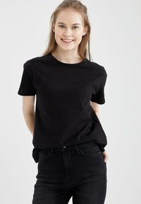 DeFacto - PACK OF 2 - Basic T-shirt - karma - 5