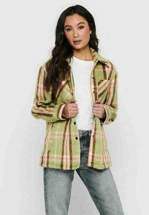 Fleece jacket - tendril