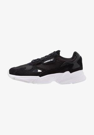 FALCON - Sneakers laag - core black/footwear white