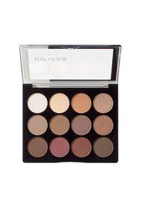 Nip+Fab - EYESHADOW PALETTE - Eyeshadow palette - sculpted - 1