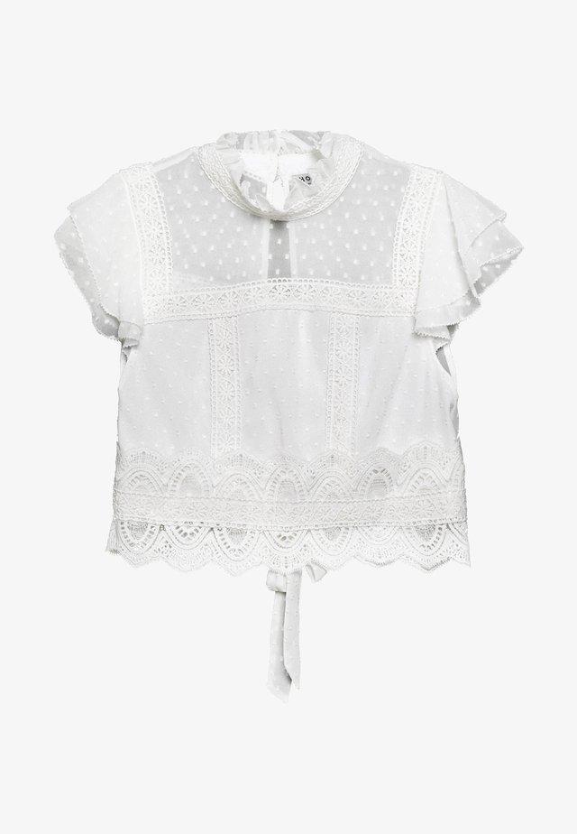 Camicetta - white