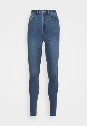SINNER HIGHWAISTED CLEAN - Jeans Skinny - blue
