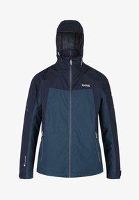 Regatta - OKLAHOMA VI  - Waterproof jacket - dark denim / navy - 0