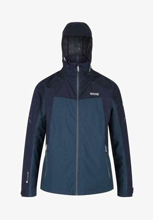 OKLAHOMA VI  - Waterproof jacket - dark denim / navy