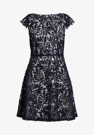 VMDOLLAR CAP DRESS - Cocktail dress / Party dress - night sky/silver scone