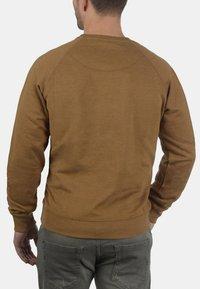 Blend - SWEATSHIRT ALEX - Sweatshirt - dark mustard - 1