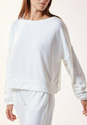 Haut de pyjama - ecru