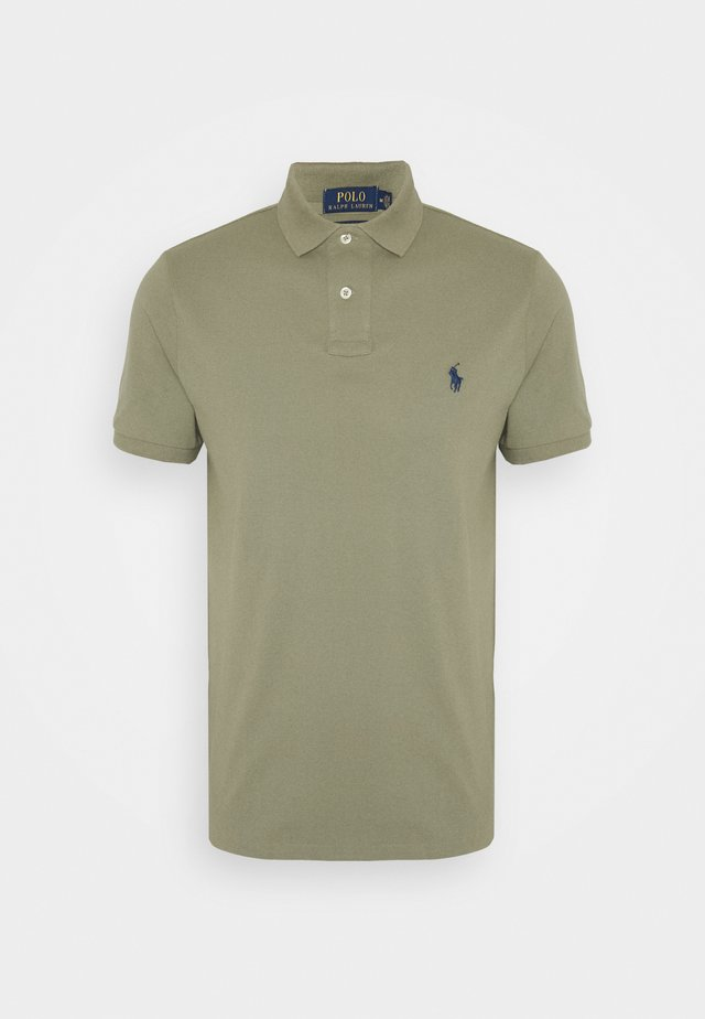 Polo shirt - sage green
