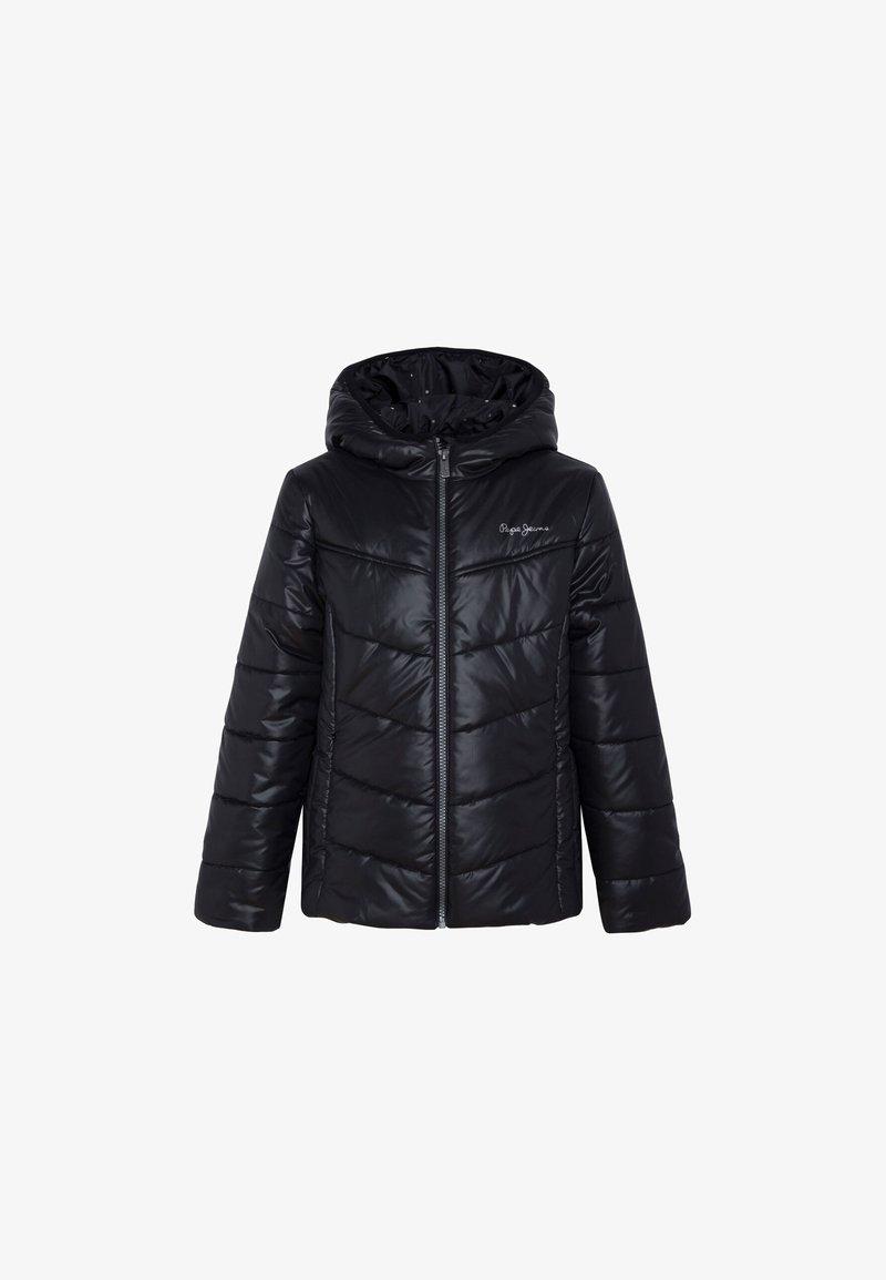 Pepe Jeans - AMITE - Zimní bunda - black