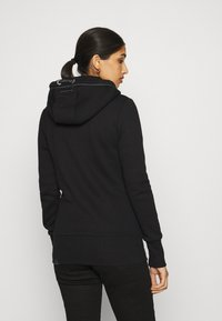 Ragwear - NESKA ZIP - Mikina na zip - black - 2