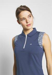 Calvin Klein Golf - ALAMERE SLEEVELESS - Poloshirts - navy - 3