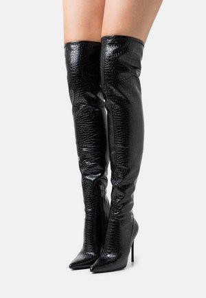 VAVA - Bottes à talons hauts - black