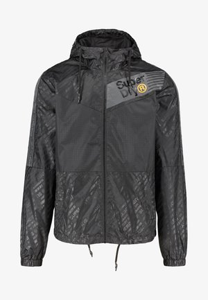 OLLIE CORE CAGOULE - Training jacket - black