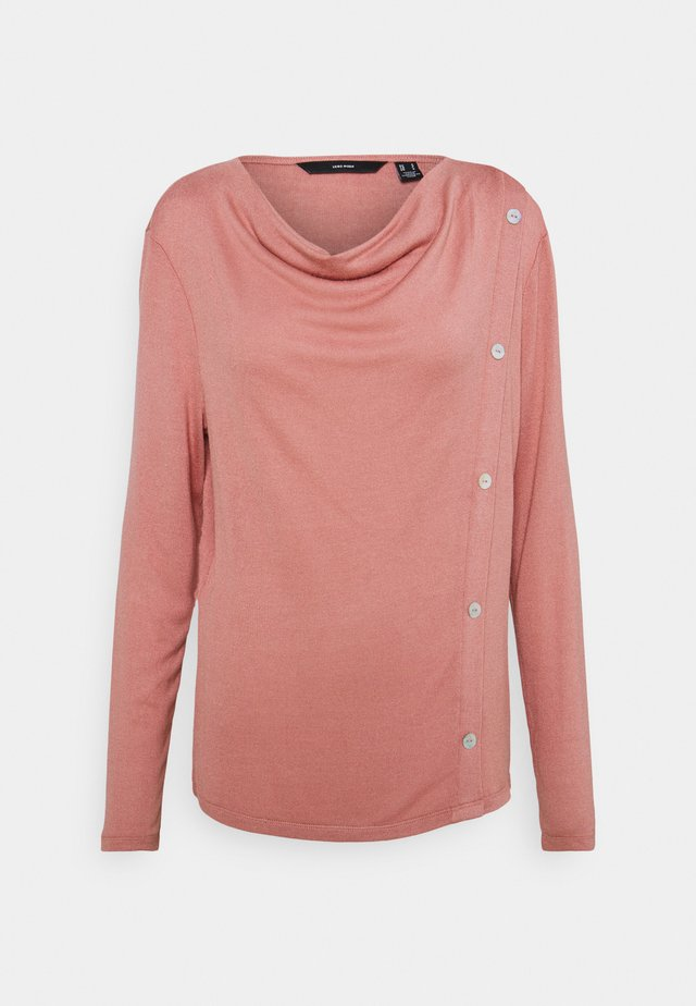 VMMILA WATERFALL - Maglione - old rose