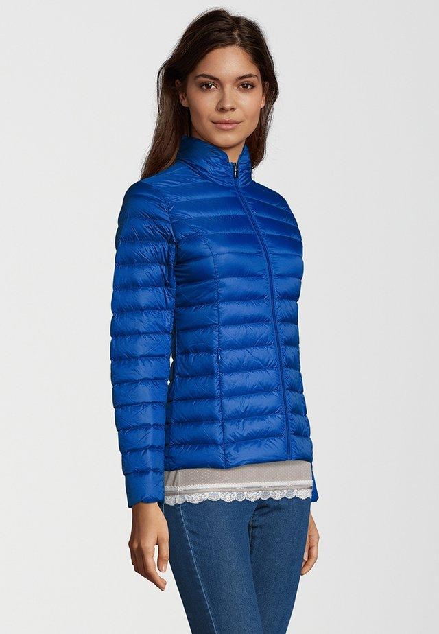 CHA - Down jacket - bleu roi