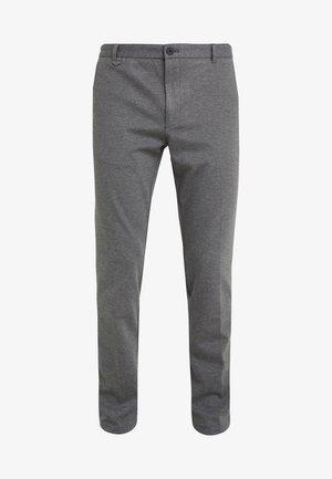 HELDOR - Kalhoty - open grey
