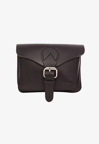BRAGA - Bum bag - schwarz
