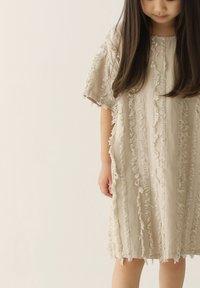 Rora - Day dress - beige - 3