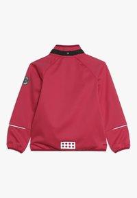 LEGO Wear - LWSAM 200 - Kuoritakki - coral red - 2