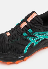ASICS - GEL SONOMA 6 - Scarpe da trail running - black/baltic jewel - 3