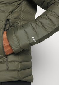 The North Face - STRETCH JACKET - Doudoune - green/black - 5