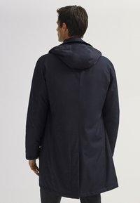 Massimo Dutti - 03421243 - Down jacket - dark blue - 2
