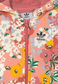 adidas Originals - HOODIE SET  - Chándal - pink/multi coloured - 3