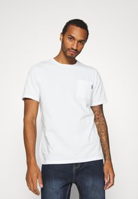 Scotch & Soda - Basic T-shirt - off white - 0