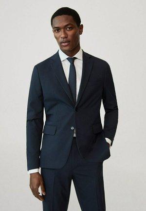 Blazer jacket - marineblau