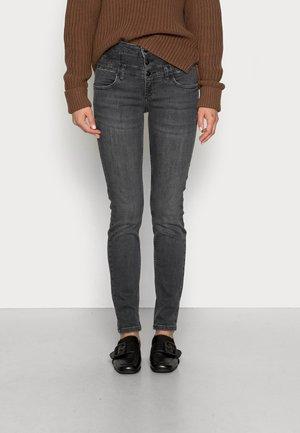 RAMPY - Jeans Skinny Fit - denim dark grey wash