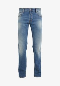 Just Cavalli - PANTS  - Jeans Slim Fit - blue denim - 4