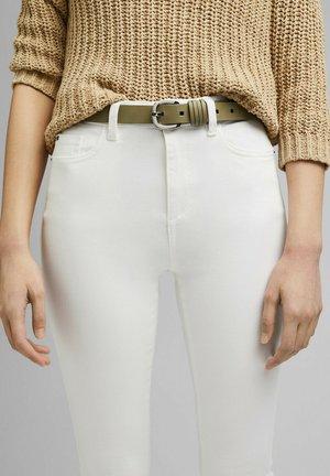 Belt - light khaki