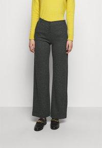 WEEKEND MaxMara - PANCONE - Trousers - dunkelgrau - 0