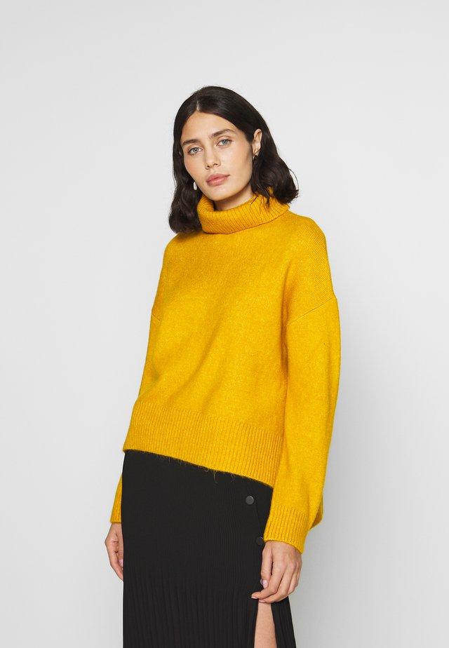 Sweter - yellow