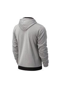 New Balance - Zip-up hoodie - athletic grey - 1