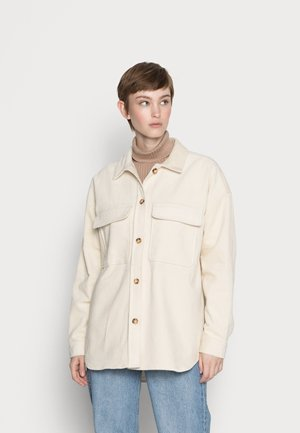 MONA - Overhemdblouse - off white
