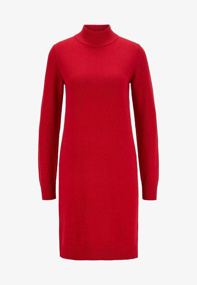 C_FABELLETTA - Day dress - red