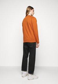 forét - RACK - Sweatshirt - brick - 2