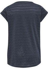 Hummel - T-shirt print - ombre blue - 2
