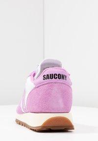 Saucony - JAZZ VINTAGE - Trainers - purple/white - 5