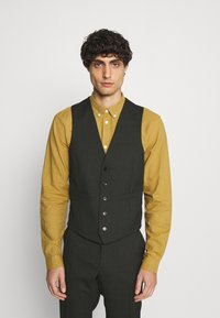 Isaac Dewhirst - SINGLE BREASTED SUIT - Kostym - green - 4