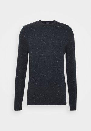 MARLY - Stickad tröja - navy